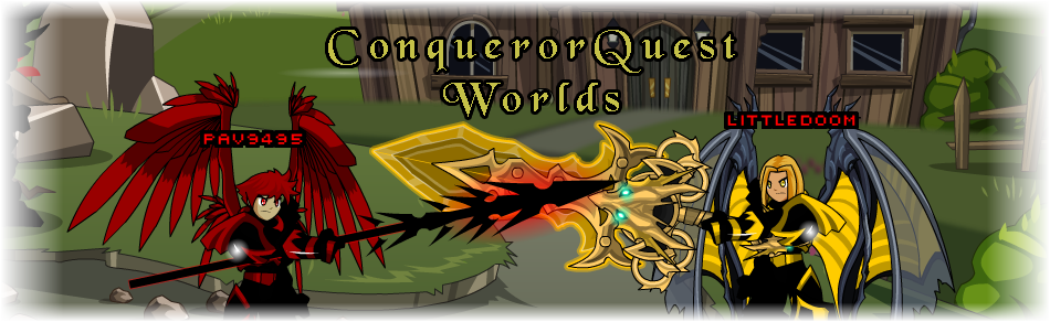 Conqueror quest worlds