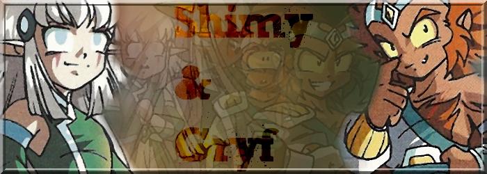 Shimy et Gryf édit