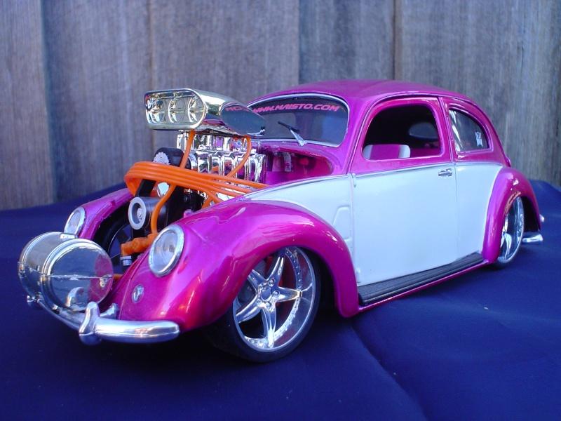Got Bored VW Beetle