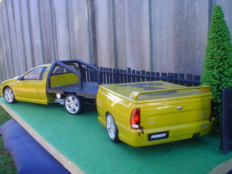 2003 Ford Ba Falcon Rtv Ute. used a falcon rtv ute