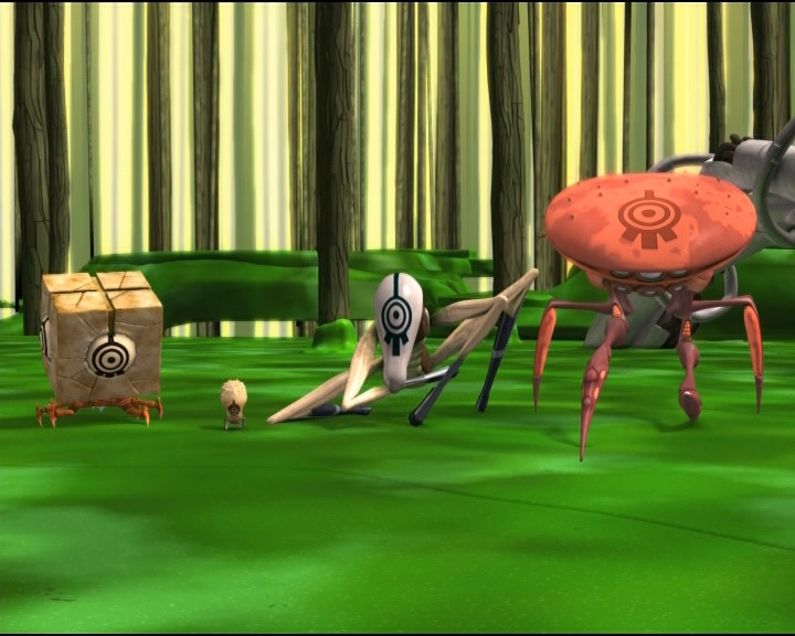 Xana's Monsters