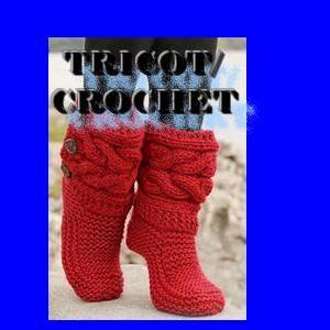 TUTO crochet ou aiguilles