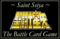 Saint Seiya: Battle Card Game