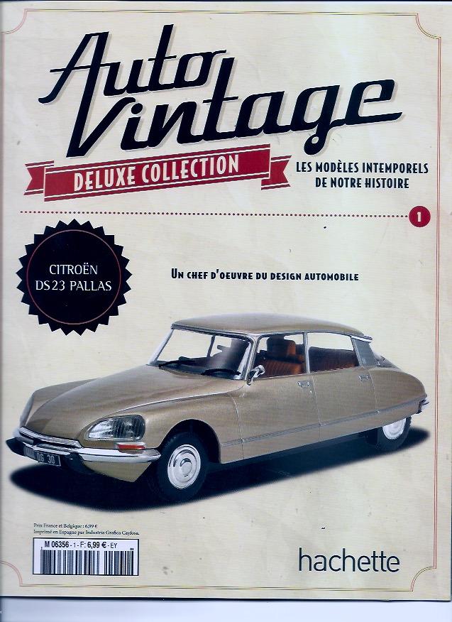 auto vintage 1 24. Black Bedroom Furniture Sets. Home Design Ideas