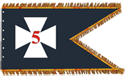 Headquarters - Fifth Corps, Second Division