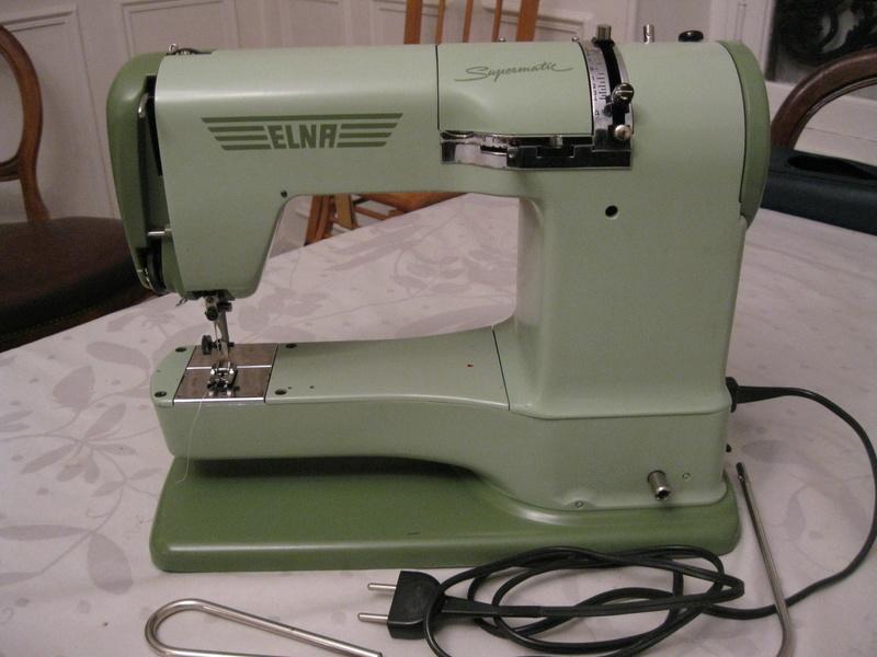Elna supermatic for Machine a coudre 91