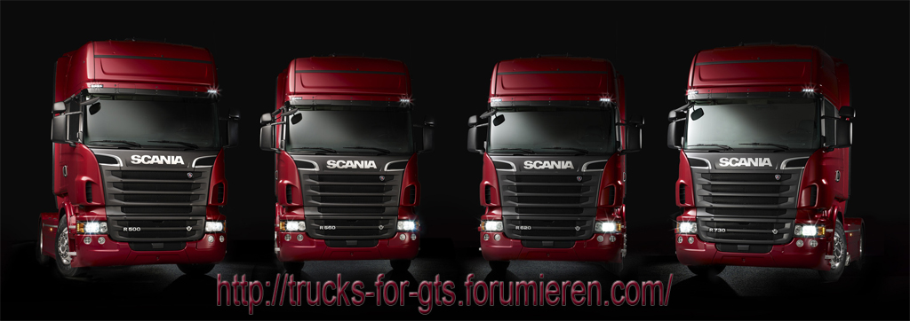 Capelle`s Trucks for GTS, ETS2 u. ATS Forum