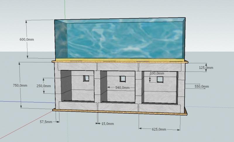 Id e pour meuble de mon nouveau aquarium for Aquarium meuble design