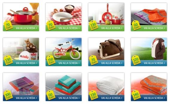 premi prodotti regalissimi