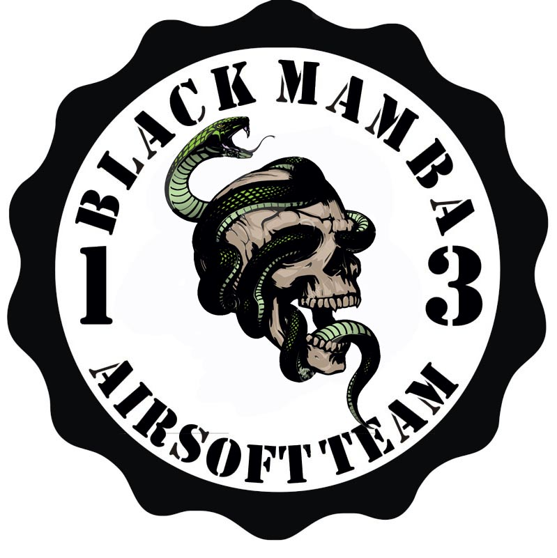 BLACK MAMBA AIRSOFT TEAM