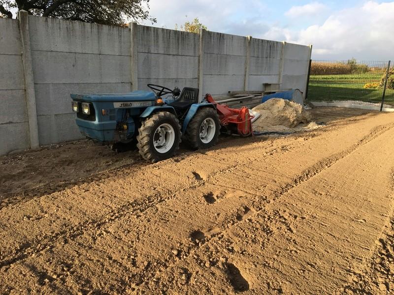 Revision moteur staub gm440 - Preparer son terrain avant pelouse ...