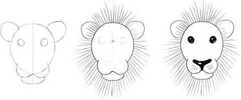 Disegni passo passo for Disegni facili da disegnare a mano libera