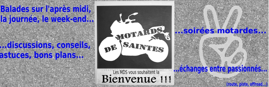 Motards de Saintes