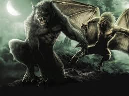 vampires&werewolfs