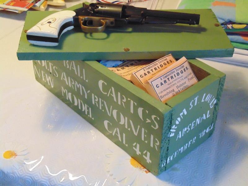 Boites de munitions pour collectionneurs et autres - Collectionneur de boite ...