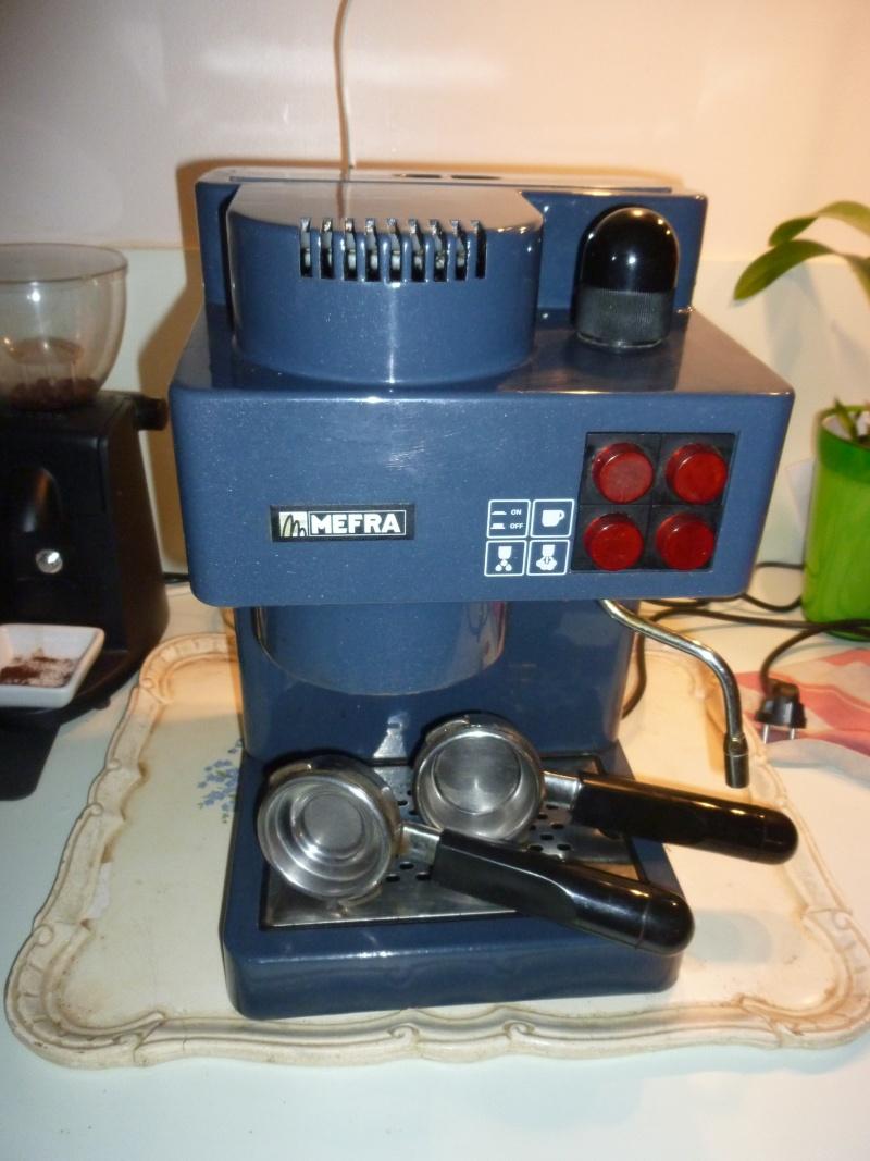 Machine A Cafe Lady