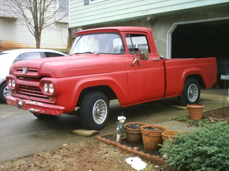 1957 to 1960 ford trucks for autos weblog. Black Bedroom Furniture Sets. Home Design Ideas