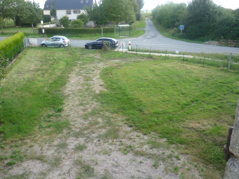 Notre 1 re maison en pierre am nagement d pendance for Jardin 600m2