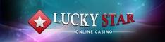 Lucky Star Casino 100% bonus up to €/350