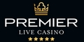 Premier Live Casino $/€200 Bonus + 100 Free Spins