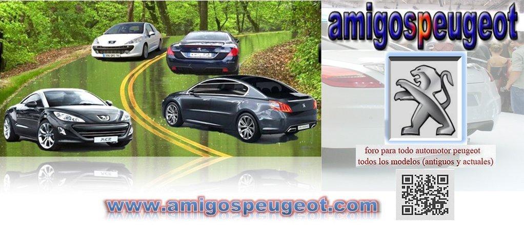Foro Club AmigosPeugeot.com/Manuales Gratis todas las marcas coches/Asistencia Profesional