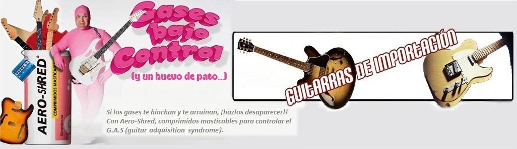 GAS Bajo Control (Guitarras de Importación)
