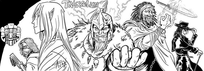 The Elder Scrolls Online - Triskelion
