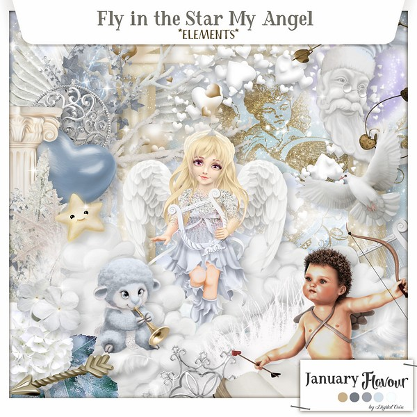 Fly in the star my angel de Kittyscrap dans Janvier previe26