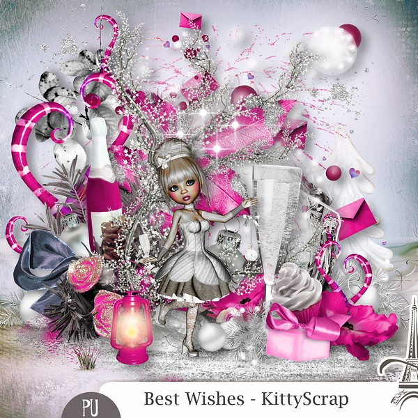 Best Wishes de Kittyscrp dans Janvier previe30