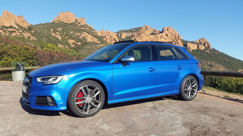 Facelift Want To See A Audi S3 8v Fl Ara Blue Come In