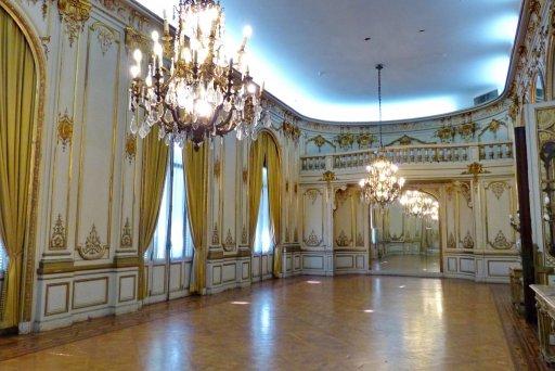 La salle de bal