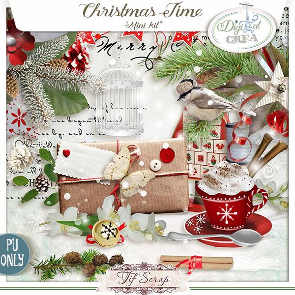Christmas time de TifScrap dans Decembre tifscr22