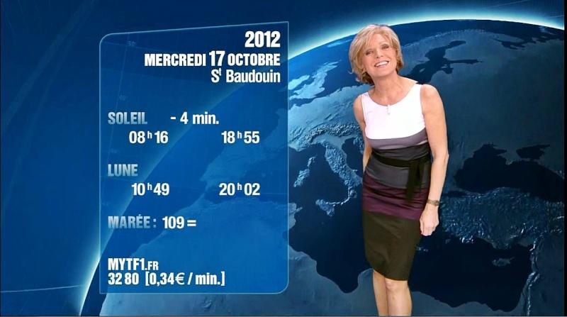 M t o du 16 octobre 2012 19h55 - Age evelyne dheliat meteo ...