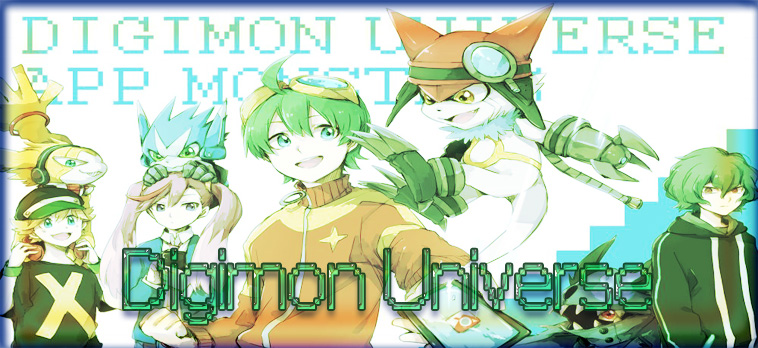Digimon Universe RPG