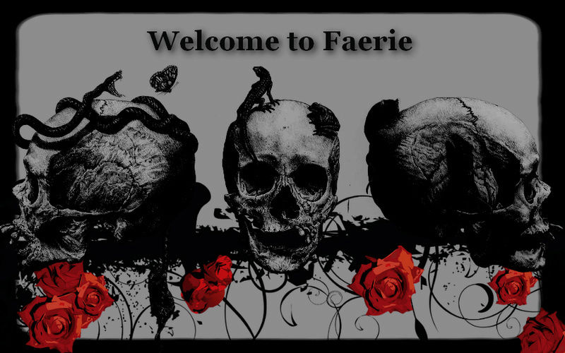 Welcome to Faerie