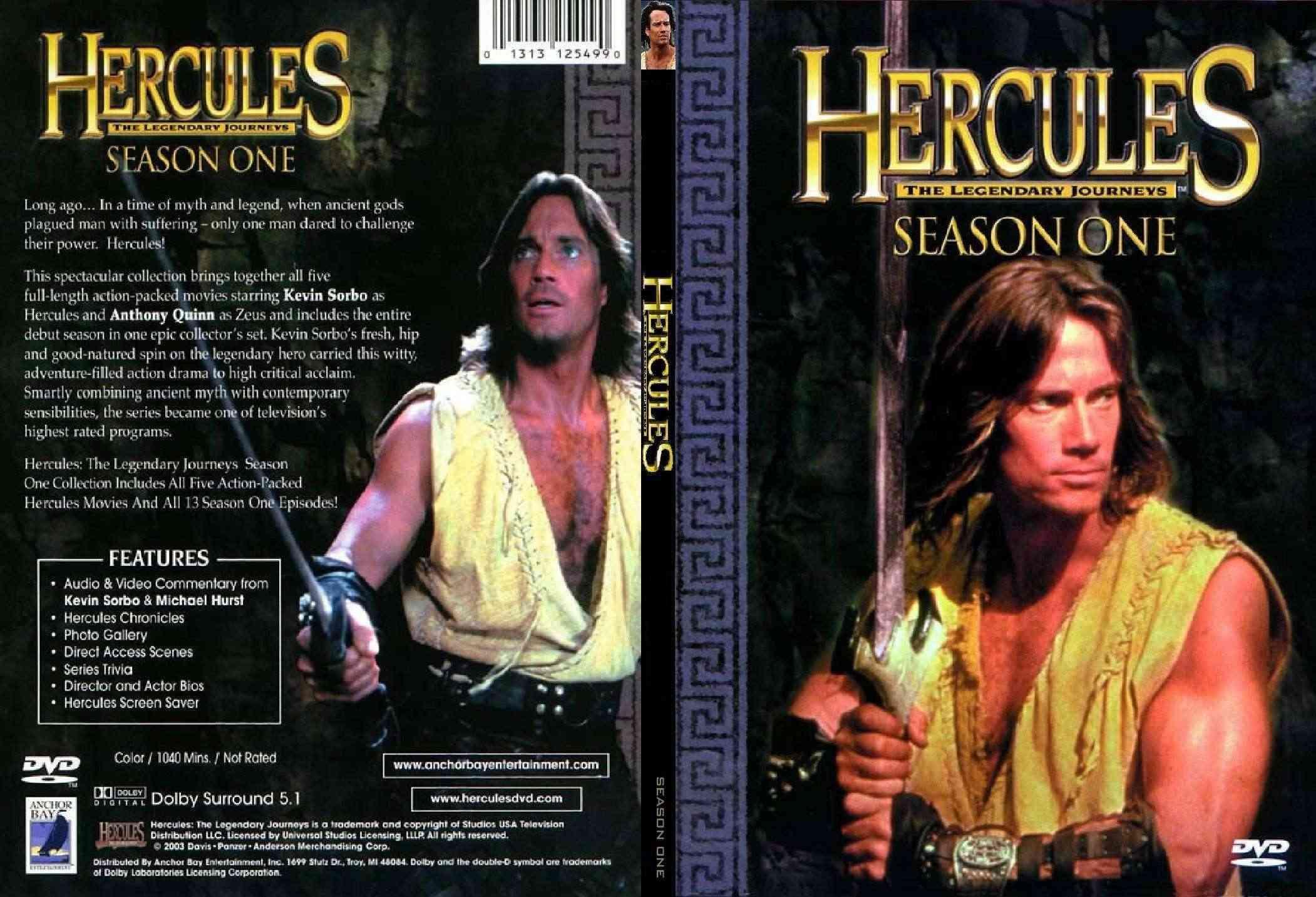 hercules los viajes legendarios [pedido] latino T1