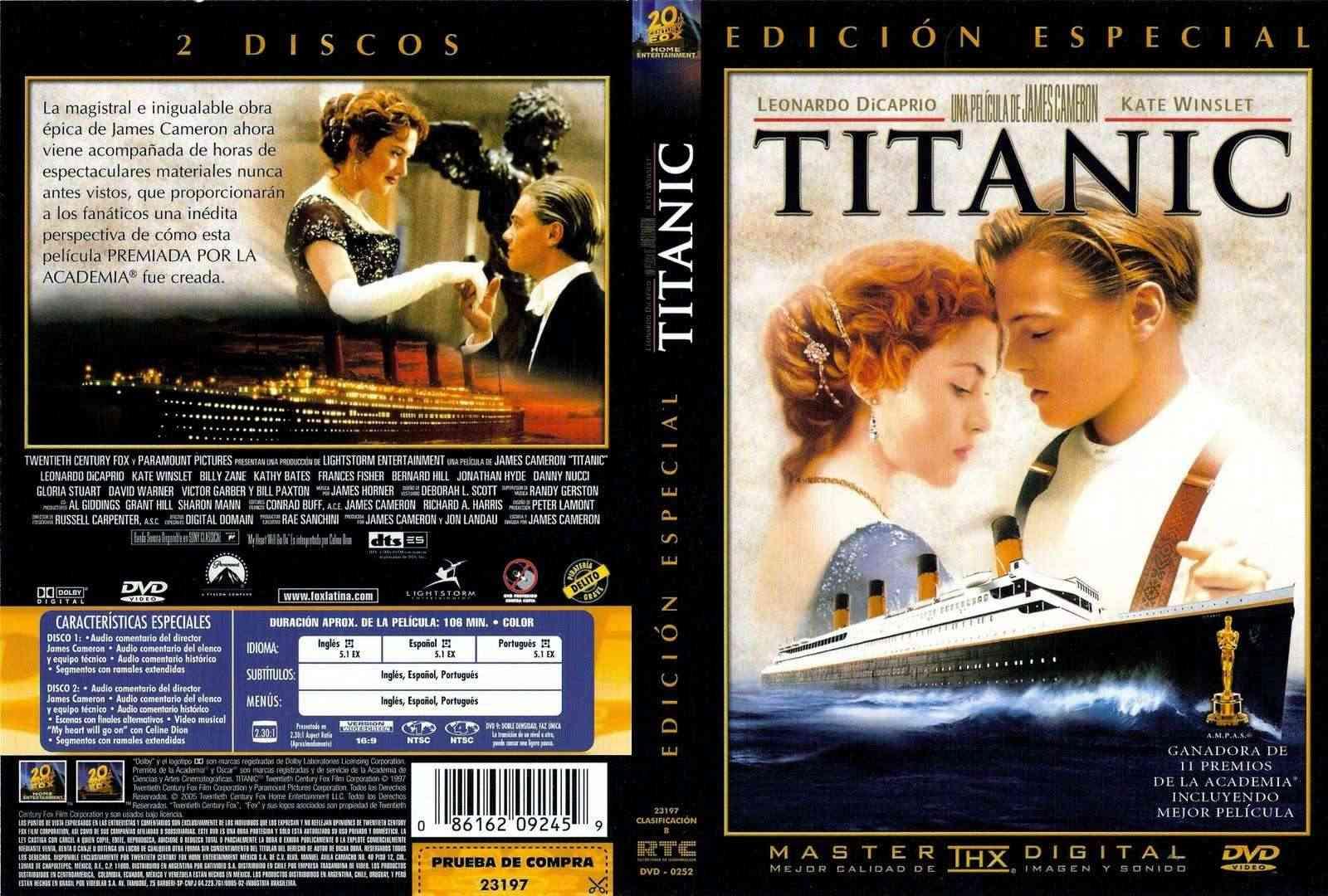 Titanic dual audio 720p putlocker descargar gratis for El mural pelicula descargar
