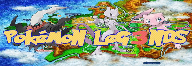 Pokémon Leg3NDS