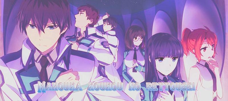 Mahouka kouko no rettousei RPG