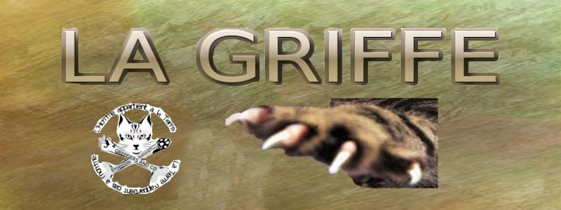 La Griffe,protection animale, association