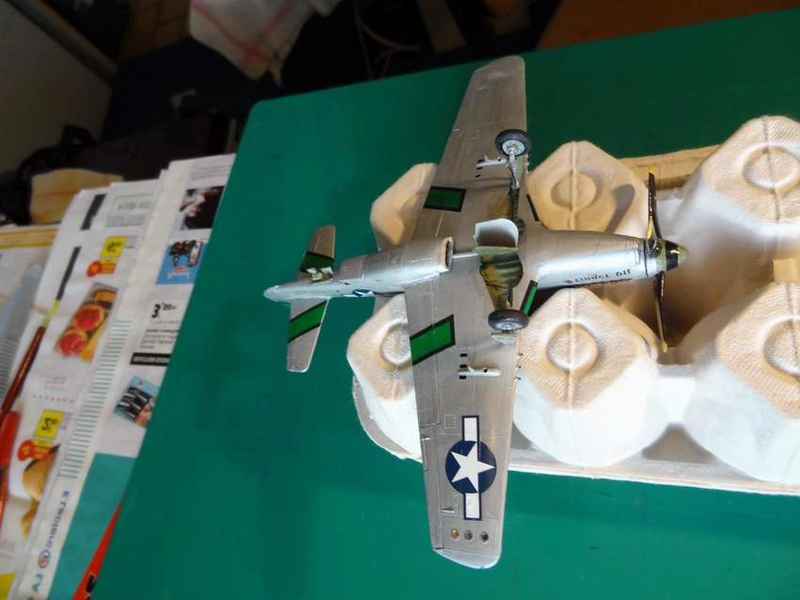 P 51d mustang heller 1 72 fini page 3 - Point p trappes ...