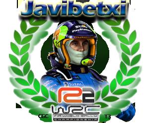 Javibetxi, campeón de R2 de la Temporada 3 de WRC en CGC