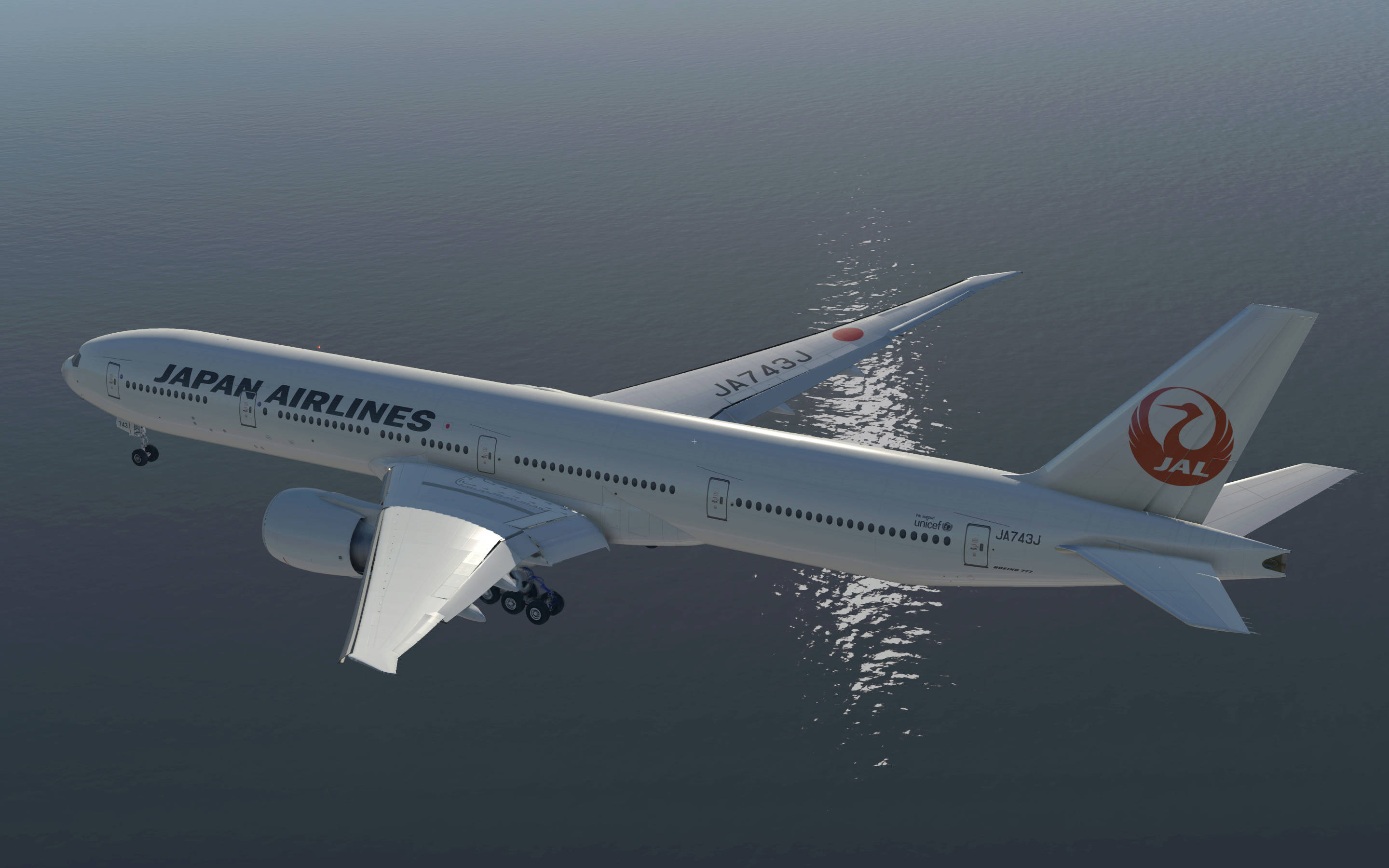 Project: Boeing 777 Series - Aircraft Development - X-Pilot
