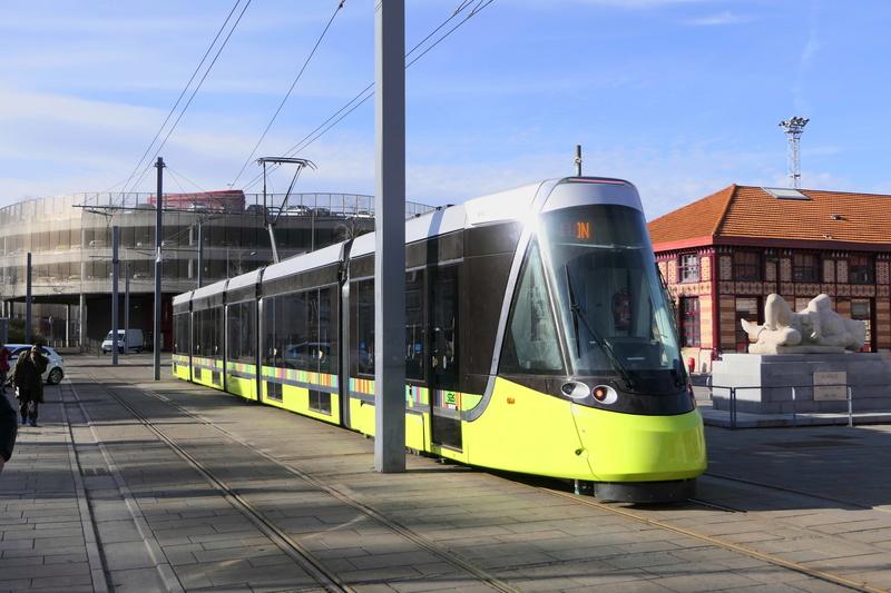 Nouvelle ligne de tram saint etienne le forum de lyon en lignes - Metro bureau saint etienne ...