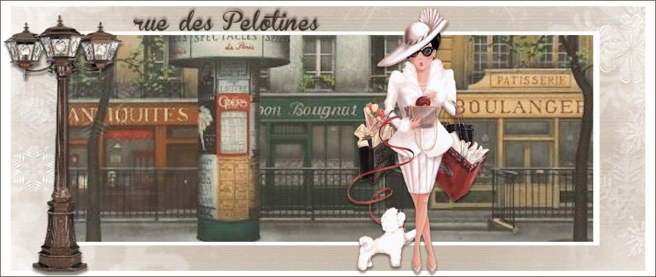 Rue des Pelotines