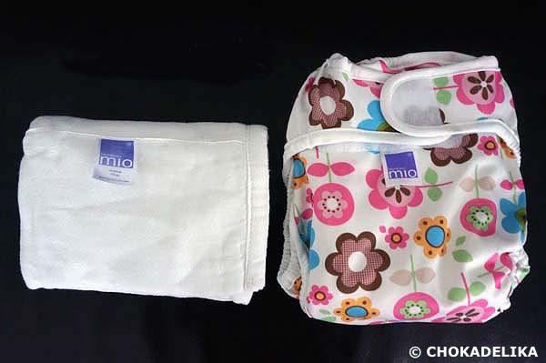 Test couche lavable miosoft de bambino mio - Couche lavable bambino mio ...
