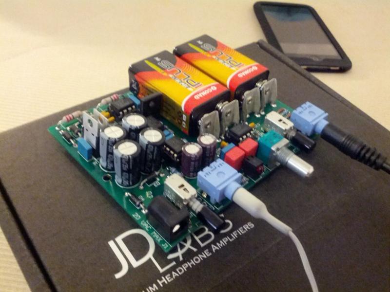 Building the O2 Headphone Amp - Page 3 - diyAudio on