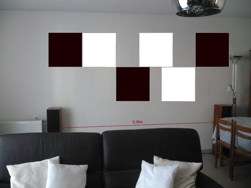 disposition combinaison tag re murale. Black Bedroom Furniture Sets. Home Design Ideas