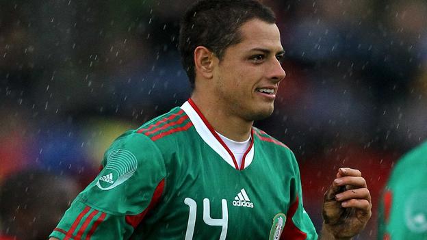 Mexico campeon mundial de Brasil 2014