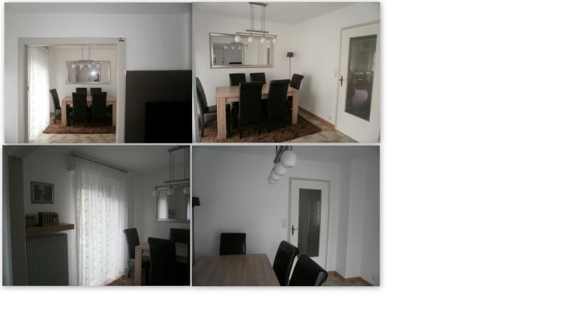 Quelles couleurs utiliser pour peindre salon et salle - Peindre salon 2 couleurs ...